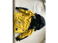 Polarn o pyret 2-3 yr winter fleece lined jacket