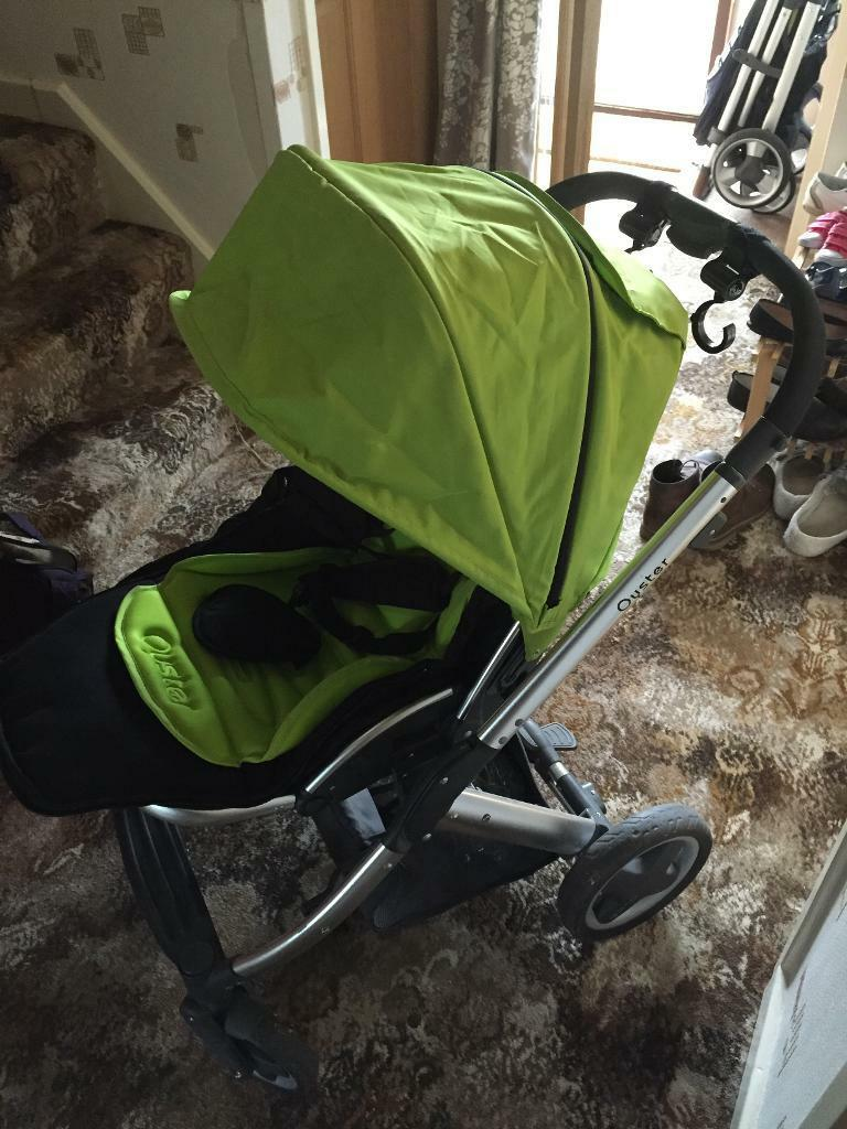 Babystyle Oyster Pushchair & Pram