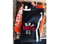 Super dry sweatpants SMALL