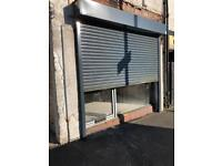 Commercial high street property TO LET (Superb location, plenty of walk-in trade)