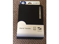 iPad Air case, Samsonite in Black