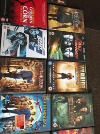 14 DVD's for sale