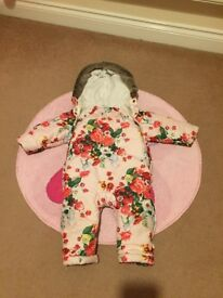 Beautiful Ted Baker All In One Age 9-12 Months