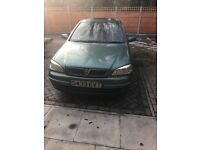 Cheap Astra quick sale! O.N.O £200
