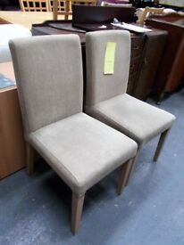 2 x Dining Chairs...RF4506