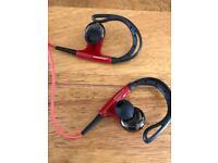 Beats by dr Dre hook over headphones