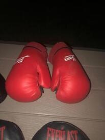 Massive job lot of tae kwon do sparring equipment taekwando