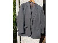 Men's Designer grey suit
