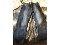 Drayko Kevlar jeans 38w brand new