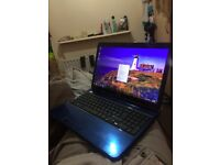 laptop dell 15.6inch wide win 10 4 g ram 700g hard drive great condition selling as got mac call fo