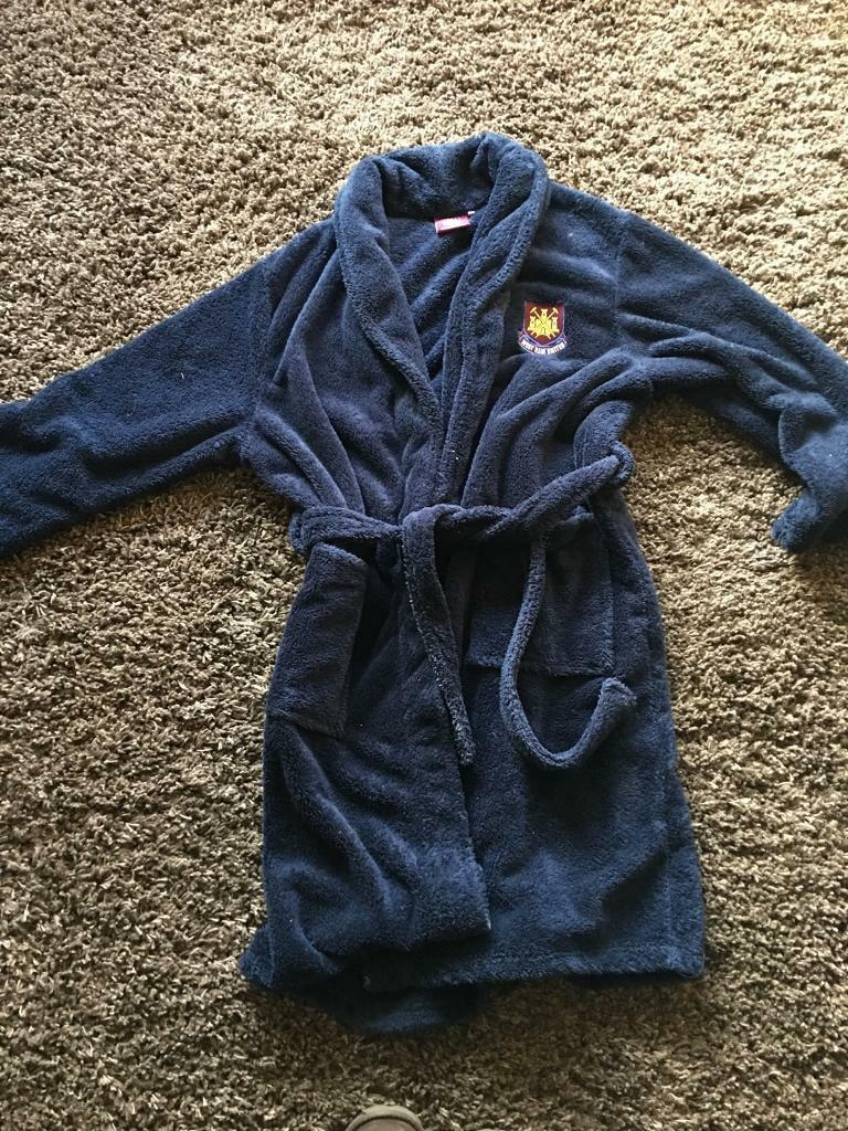 Mens West Ham Dressing Gown In Ilford London Gumtree
