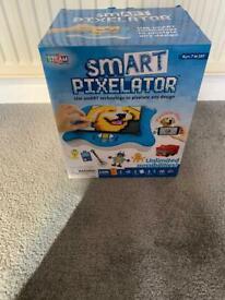 Smart pixelator