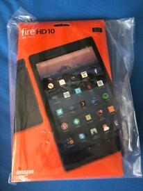 Amazon FireHD 10 32GB Black