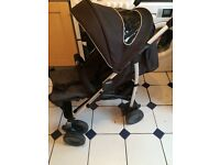 Excellent condition Chicco multiway Evo stroller. Pushchair. Pram. Buggy.