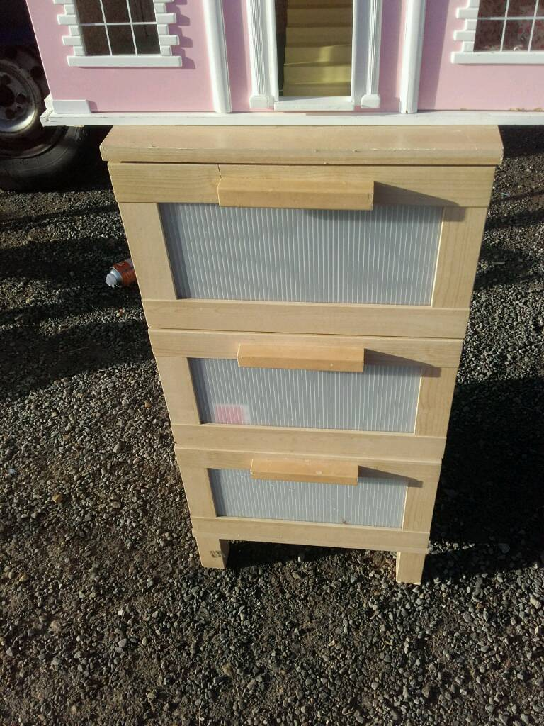 Cabinet drawers for kitchen etc