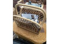 Wicker Conservatory Furniture offers welcome