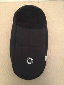 Bugaboo Bee cocoon...will keep your baby lovely and cosy!