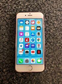 iPhone 6s Silver 128G Unlocked