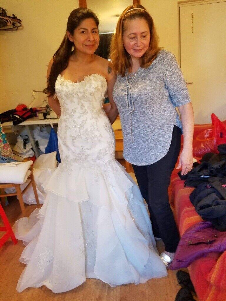 0594535d5e6 2019 Average Bridesmaid Dress Alterations Cost - Thumbtack