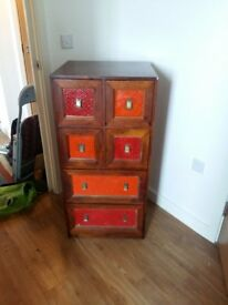USED CHEST OF DRAWS
