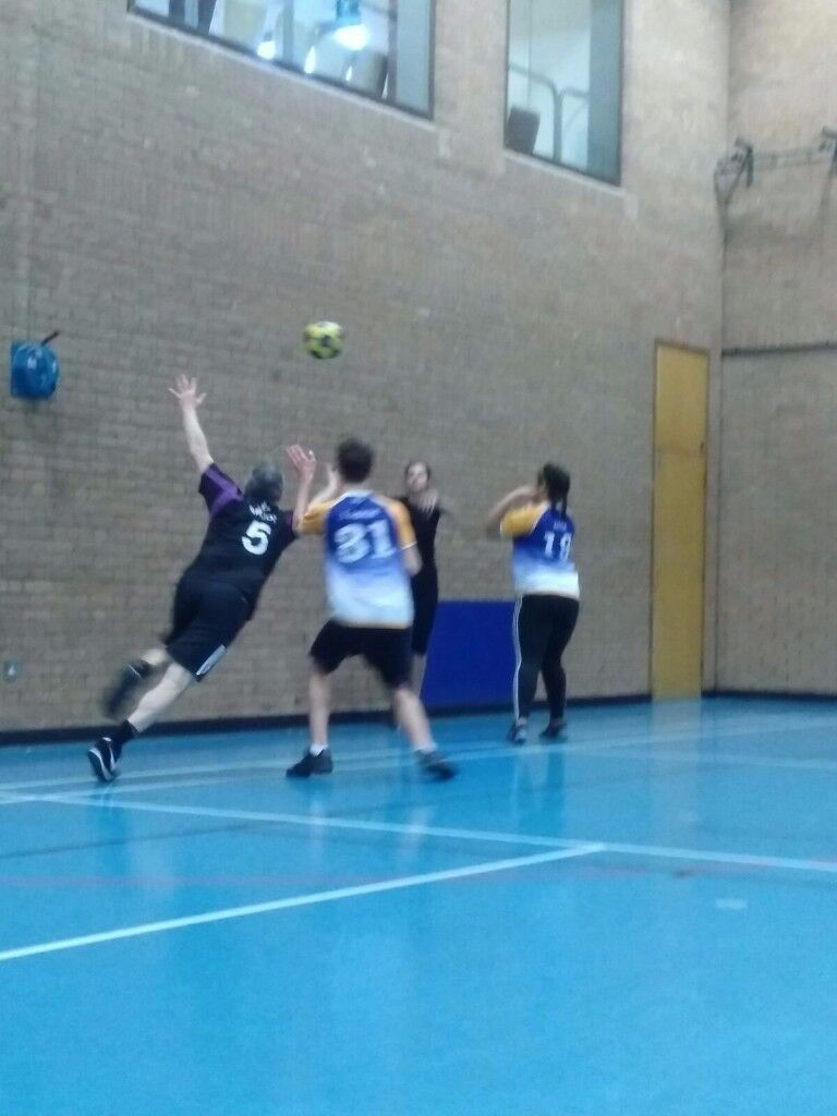New Year New Sport- Try Korfball! Great mixed team sport, beginner friendly, first month free!