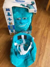 monsters university moveable Sulley monster masks