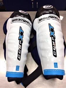 Jambières de hockey (WinnWell - Comp XT)  ***Excellente Condition*** -  #f019411