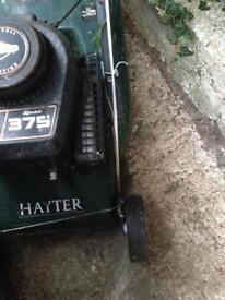 Mower hayter