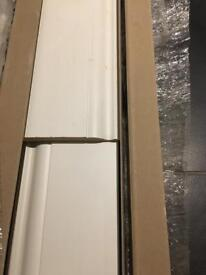 Pre painted Skirting board