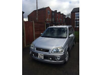 SUZUKI IGNIS SPORT 2005 (54) £795 Cash sale! POSS PX/SWAP? CASH EITHER WAY CAR/BIKE/4x4? WHY???