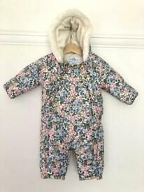 Marks and Spencer snowsuit 3-6 months