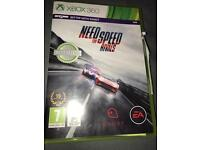 Need For Speed Rivals/ XBox 360