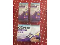 Clear Blue Fertility Monitor @ Tests