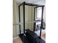 Watson Full Commercial Squat Rack / Power Cage