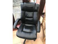 2 x Office Chairs - In need of some refurbishment