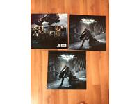 Sell new The dark knight rises official calendar 2013