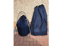 40ltr Aquaroll and waste master with Storage bags and handle