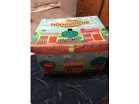 Happy land storage box