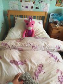 John Lewis single bed