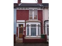 Well presented unfurnished 3 Bedroom House to Rent (Private) - North End / Copnor / Baffins area