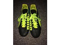 Puma evo speed football boots