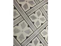 Laura Ashley floor tiles x 2 box s