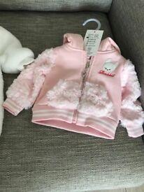 Tiny baby snowsuits
