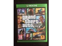 Grand Theft Auto V Game Xbox one