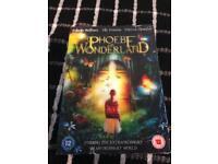 DVD phoebe in wonderland