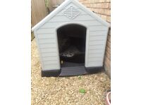 Brand new dog kennel