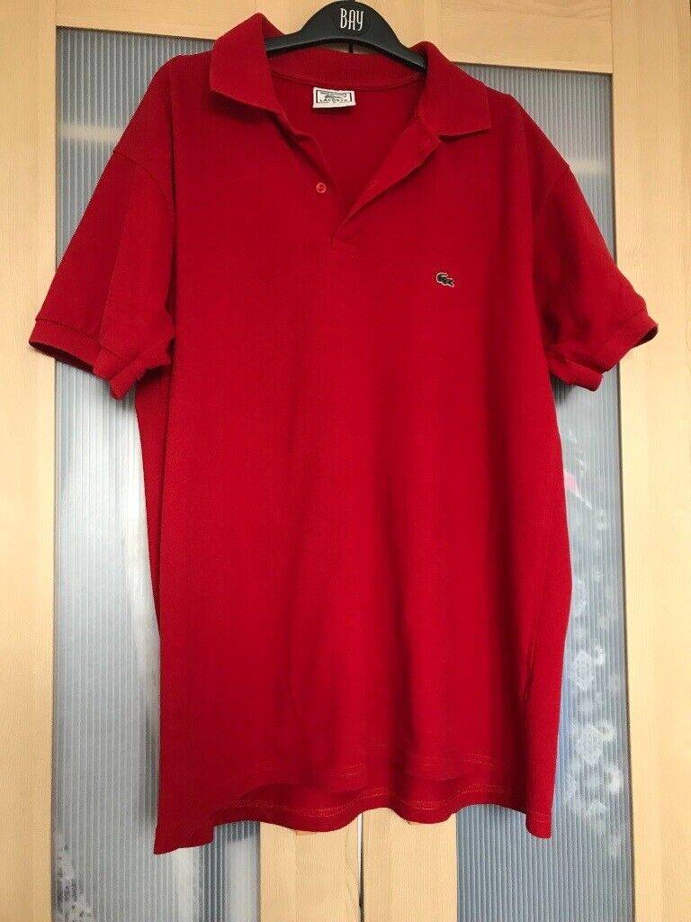 sports shoes 7f88a 02041 Lacoste polo shirt XL   in Ripley, Derbyshire   Gumtree