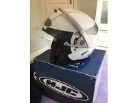 HJC 'Arty' open face helmet