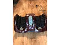 shiatsu leg foot massager reflexology