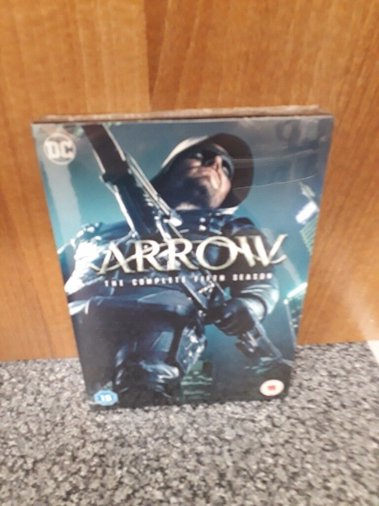 Brand new arrow series 5 and still sealed